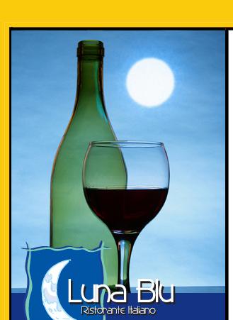 Charity Wine Dinner at Luna Blu