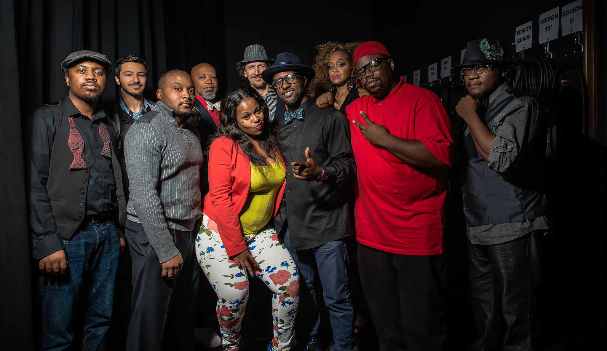 Groove Live! w/ Chuck Brown Band