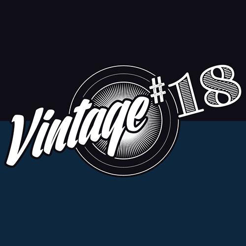 Vintage #18 at Blackwall Hitch