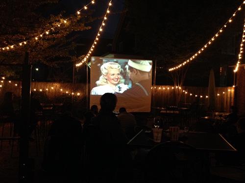 Sunday Night Free Outdoor Movie Screenings