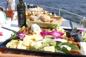 Wine Tasting Sailing Cruise