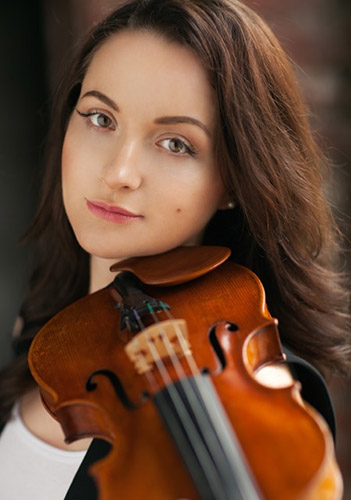 Bach+ - Reclaiming the Past- Tatiana Chulochnikova- Violin