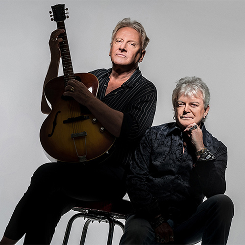 Air Supply at Maryland Hall for the Creative Arts
