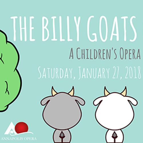 The Billy Goats Gruff: A Children's Opera