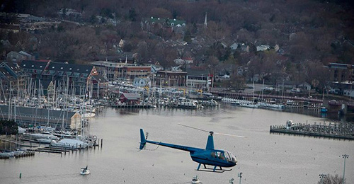 Annapolis Spring Helicopter Tours