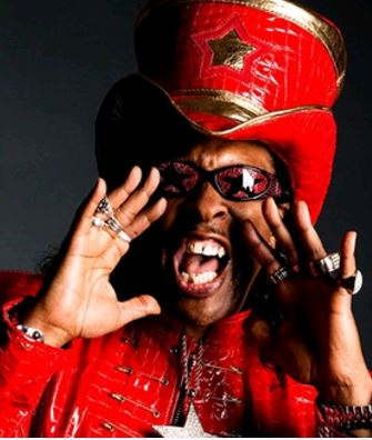 Bootsy Collins & Worldwide Funk Drive