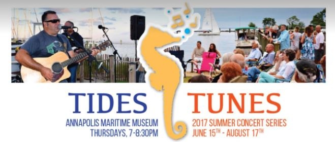 The Tides & Tunes Summer Concerts Series