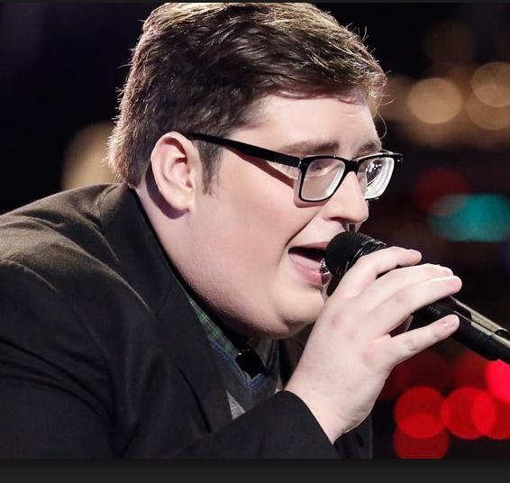 Jordan Smith of The Voice