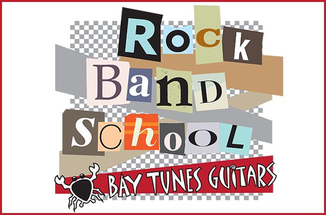 Bay Tunes Guitars Rock Band School Performance: Indie, Alternative, & New Wave