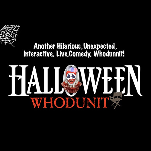 Halloween WhoDunit: Eat. Drink. Solve a Murder!