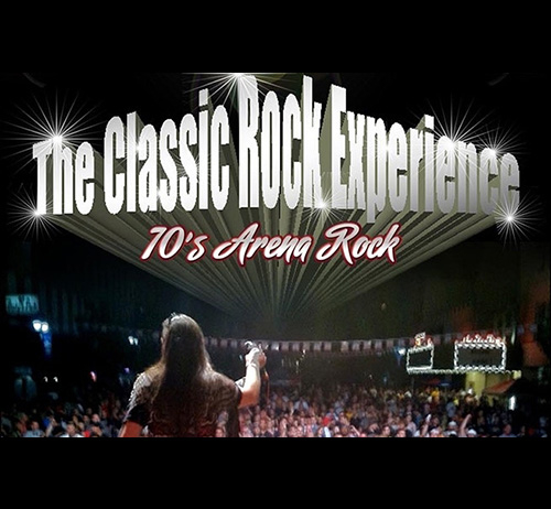 The Classic Rock Experience feat. The Music of Pink Floyd, Led Zeppelin, Styx, Boston, Deep Purple, Journey & More