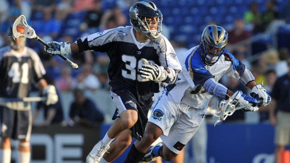 Chesapeake Bayhawks vs Denver Outlaws