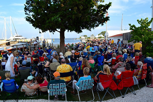 Tides & Tunes: Free Summer Concert Series