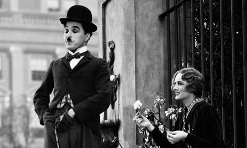 Free Outdoor Movie Screening CITY LIGHTS (1931)