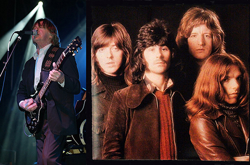 "Badfinger's Joey Molland Performing ""Straight Up"" Live & Complete"