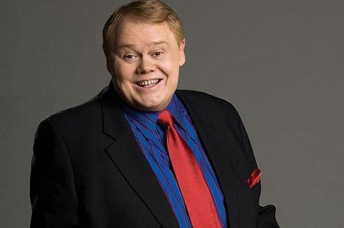 Comedian Louie Anderson
