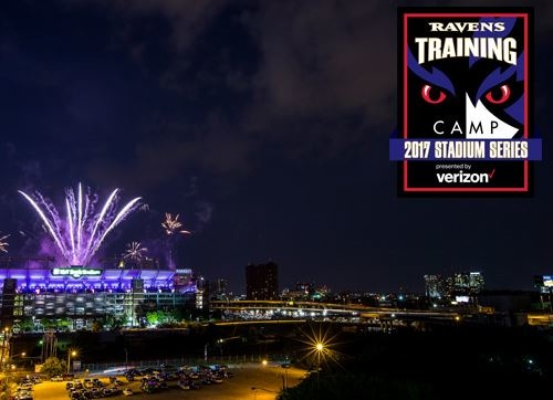 Baltimore Ravens 2017 Training Camp