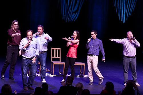 Jim Belushi & the Board of Comedy