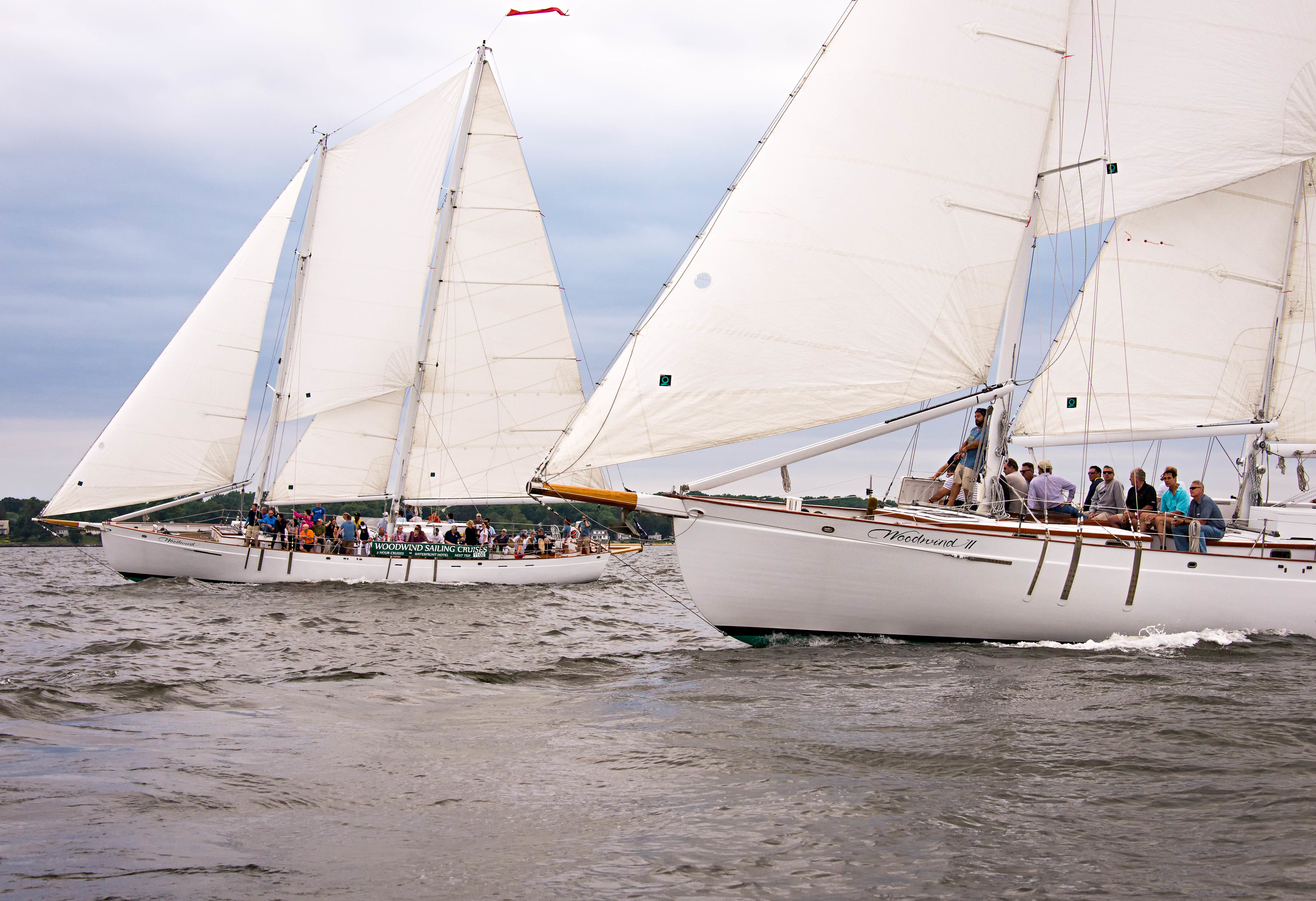 Classic Wooden Boat Regtta