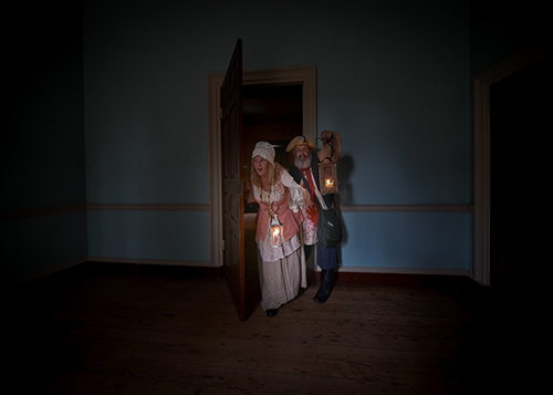 Special Historic Hauntings