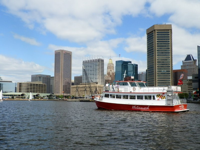 Inner Harbor Cruise by Watermark