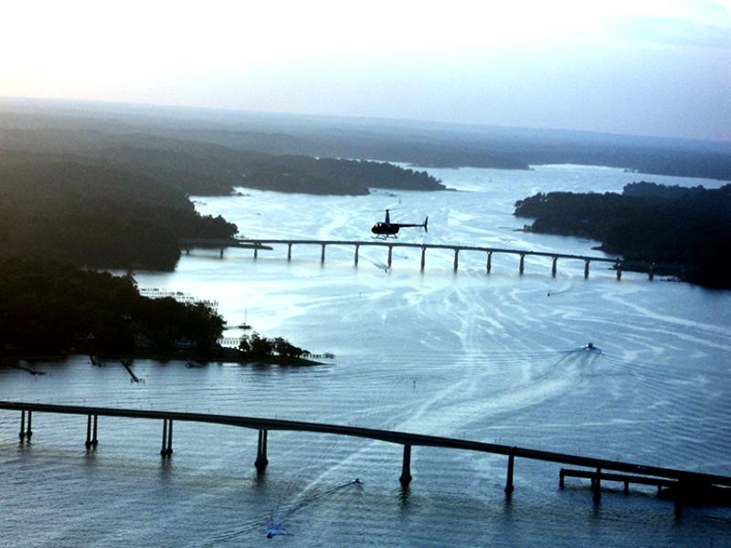 Bridges, Boats and the Chesapeake Bay