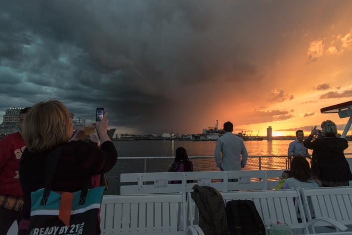 Sunset Cruise in Baltimore