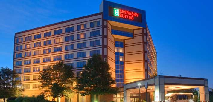 Embassy Suites Baltimore-at BWI Airport