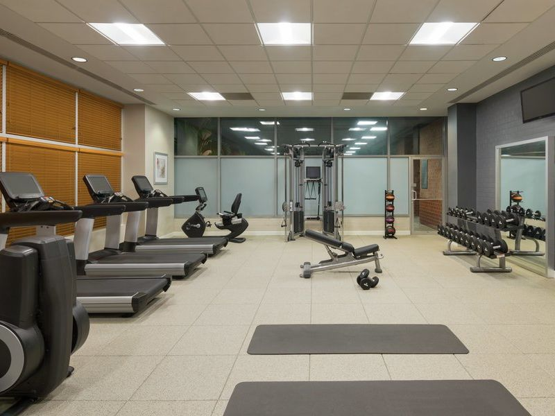 Embassy Suites BWI Fitness Center