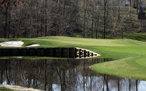 Golf - Water