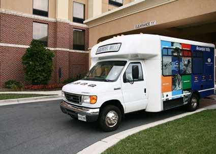 Hampton Inn and Suites Arundel Mills - Baltimore Shuttle