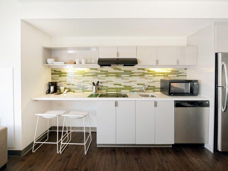 Kitchen Area One