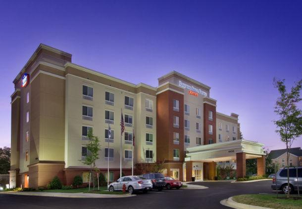 Fairfield Inn & Suites Baltimore BWI